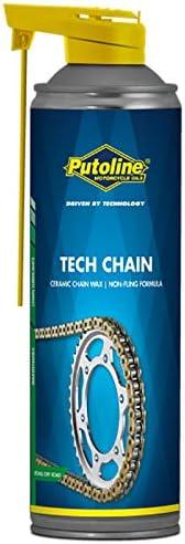 Putoline Tech Cerámica Cadena Cera No Fling 500ML Adecuado para ...