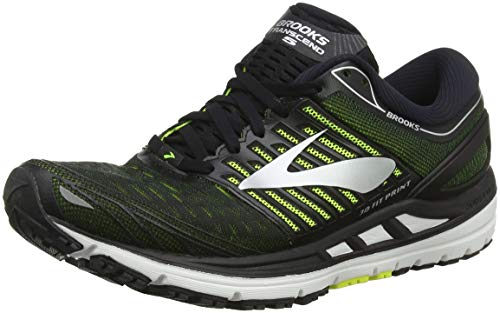 nightlife Da Uomo black Brooks 5 Transcend 069 Scarpe silver Multicolore Running 8wfwT4q