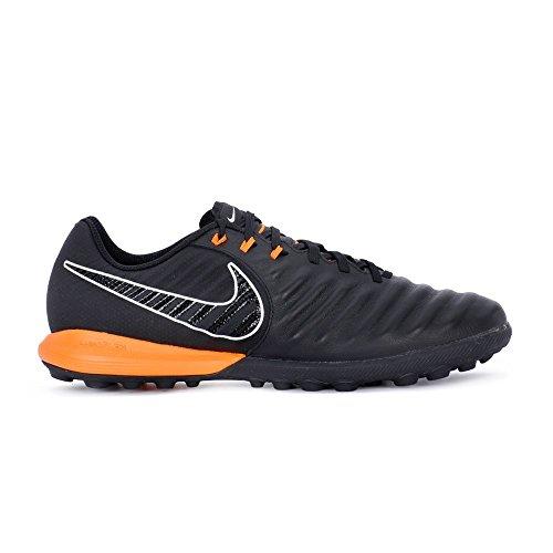 Nike Herren Futsalschuhe Schwarz Nero Arancio