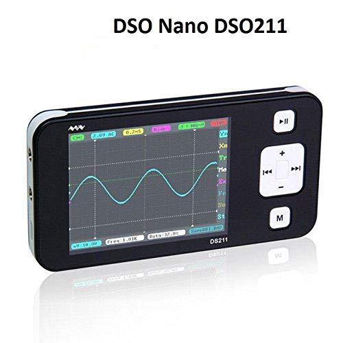 SainSmart DSO211 ARM Nano Mini Storage Pocket Portable Handheld Digital Oscilloscope