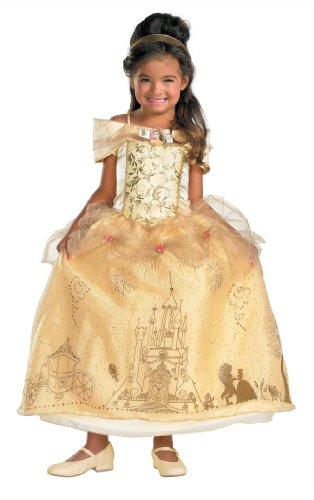 50500 (3T-4T) Belle Presige Child (Storybook Beauty Costume)