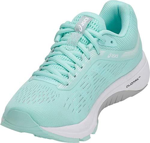 ASICS GT-1000 7 Women's Running Shoe, ICY Morning/Midgrey, 5.5 B US by ASICS (Image #2)
