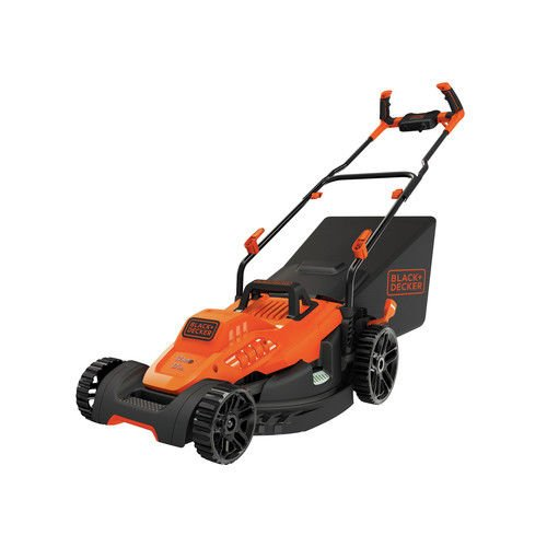 Black & Decker BEMW482BH Electric Lawn Mower