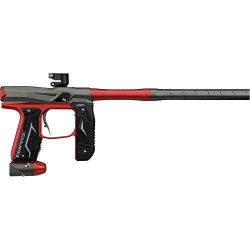 Empire Axe 2.0 Paintball Marker - Dust Red / Grey