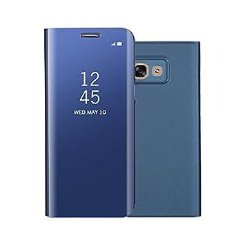 COVO® Samsung Galaxy A5 2017 espejo Funda de espejo Flip Case ...