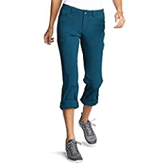 Lightweight pants, built for wherever adventure takes you. Roll-up legs let you adapt easily to changing environments. Flexion performance fabric of lightweight nylon/spandex offers active stretch for exceptional comfort and unrestricted rang...