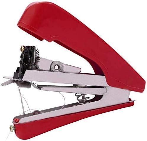 Máquina de coser portátil de SEESEE.U, 1 pieza, aguja inalámbrica ...