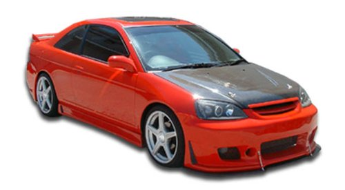 B2 Kit Body 2dr (2001-2003 Honda Civic 2DR Duraflex B-2 Body Kit - 4 Piece)