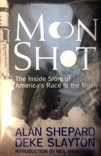 Moon Shot: The Inside Story of America's Race to the Moon (Best Stargazing In Southern California)