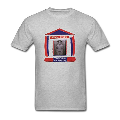 STROFA Men's Paul Simon Short Sleeve T Shirt (Mrs Potato Shirt)