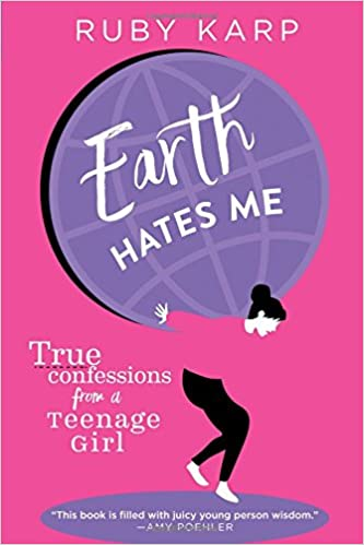 Image result for earth hates me by ruby karp