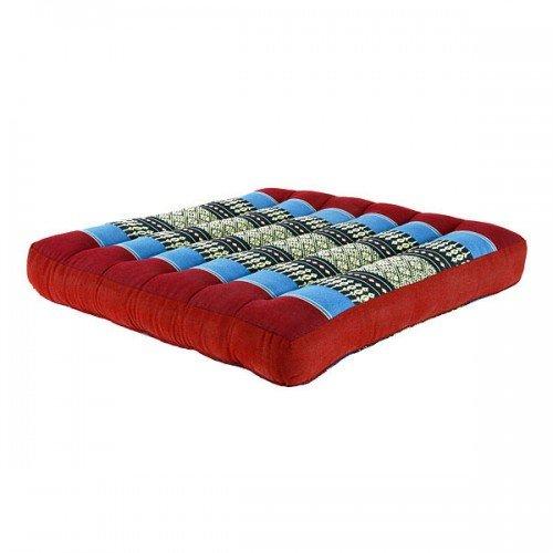 Hecho a mano beautissu cojín almohada suelo alfombra ...