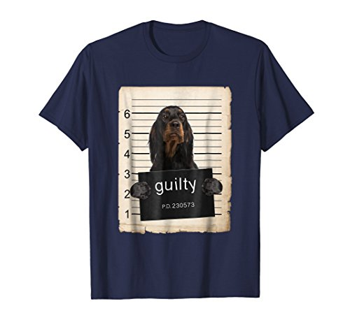 Gordon Setters Dog mug shot Shirt