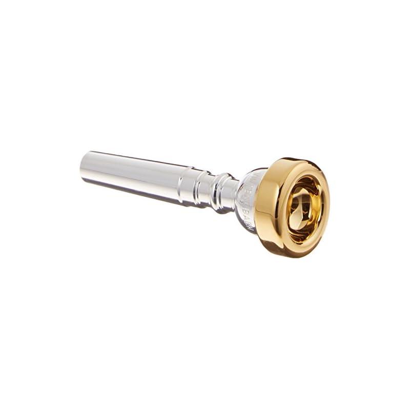 bach-3511cgr-gold-rim-trumpet-mouthpiece