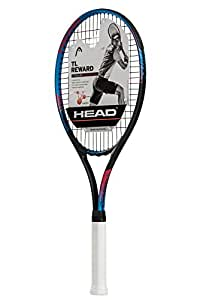 HEAD Ti.Reward Tennis Racquet (4-1/2), Strung