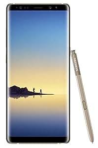 Samsung Galaxy Note 8, 64 GB, Altın (Samsung Türkiye Garantili)