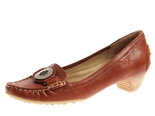 150ba7d9 Högl Bombas De Cuero Mocasines Zapatos Piel Zapatos Cuero Zapatos Tacón  Mujer 7-10 3250