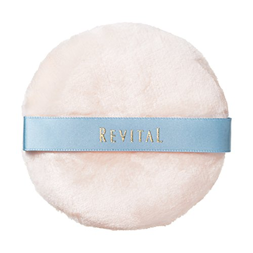 Shiseido REVITAL Puff for Loose Powder (Shiseido The Makeup Loose Powder)