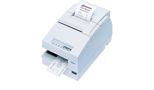 Epson TMH-6000 térmica Impresora de recibos con conexión serial ...