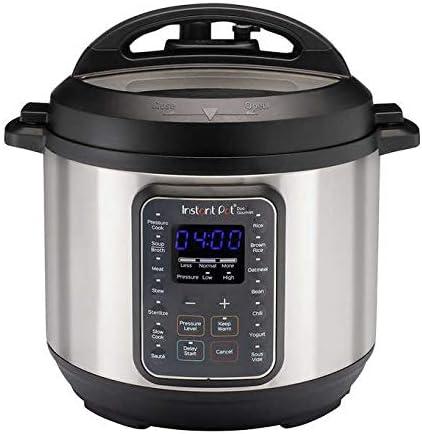 Instant Pot 6qt Duo Plus Multi-Use Pressure Cooker