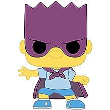 Funko POP animación: simpsons-bart-bartman Coleccionable Figura, multicolor