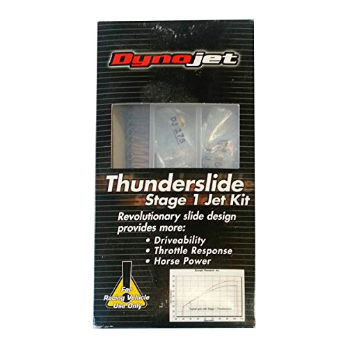 - 89-99 HARLEY FLSTC: Dynojet Stage 1 Thunderslide Jet Kit