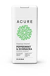 ACURE Vivacious Volume Conditioner - Peppermint, 354 milliliters (12 oz)