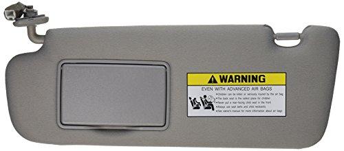 Genuine Hyundai 85201-0A750-QS Sun Visor Assembly, Left -