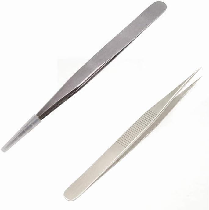 Veroda Droite Inox Extra Fine en plastique Jewelers outils /à pince