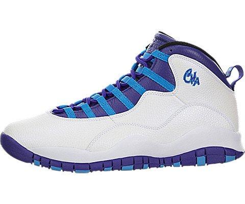 30ed31e081d4de Galleon - Nike Air Jordan Retro 10 Charlotte Men s Basketball Shoes Size 11