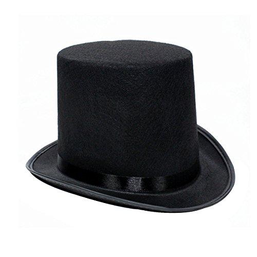 Mily  (Black Stove Pipe Hat)