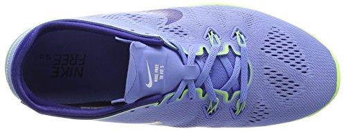 Nike Damen Wmns Free 5.0 Tr Fit 5 Hallenschuhe, Blau, Uk Blau (krijt Blauw / Diepe Koninklijke Blauw / Ghost Groen / Wit 402)