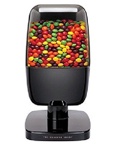 Sharper Image Motion Activated Candy Dispenser With Built In Sensor   Black