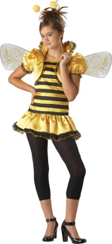 InCharacter Costumes Honey Bee, Size: (10-12), Medium - Childs Honey Bee Wings
