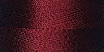 Superior Threads Spool Kimono Silk Sewing Thread for Quilting and Binding 220 Yd 330 Purple Susan