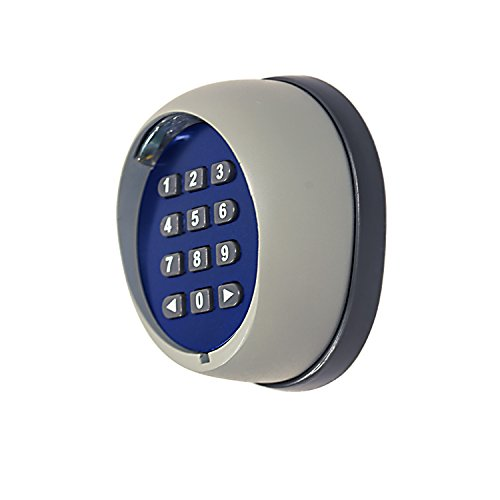 Keypad Gate (ALEKO LM171 Wireless Keypad for ALEKO Gate Openers Model AC1400 AR1450 AC2000 AR2050)