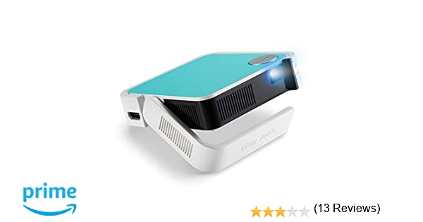 ViewSonic M1 mini, Proyector, 120 lúmenes, Blanco: Amazon.es ...
