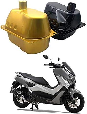 Nrpfell Modifiziertes Motorrad Zubeh?R 9L Gr??Er Gr??Er Nmax ?L Kraftstoff Tank f/ür Nmax155 2016-2019 Schwarz