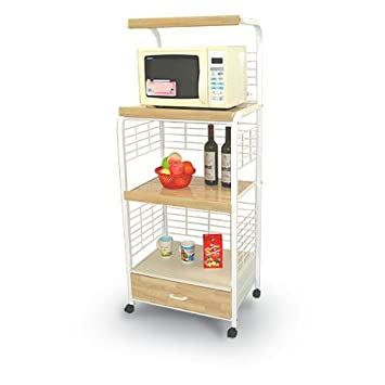 p shelf the kitchen craftsmen stain cart rolling carts with catskill cherry