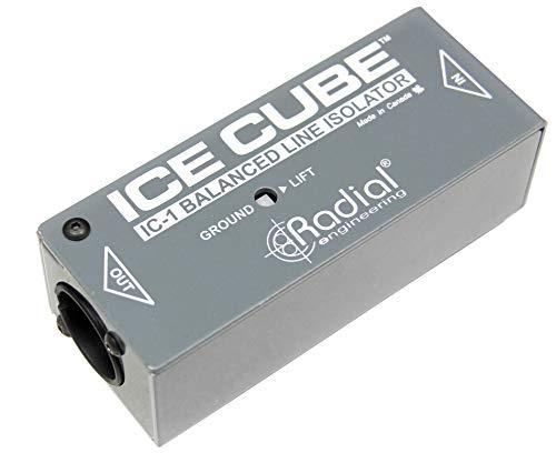 Radial IceCube IC-1 Line Isolator ()