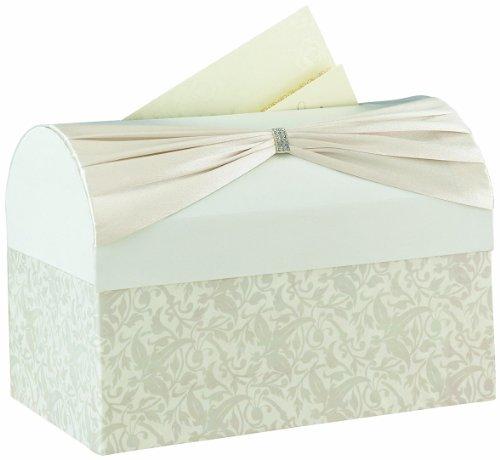 Ivory Wedding Card - 7