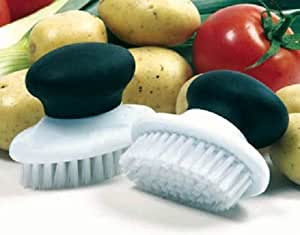 Brush Scrub Vegetable Grip-ez Norpro New!