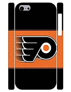Artistic Collection Mobile Phone Case Unique Mark Ice Hockey Teams Image Snap On Case Cover for Iphone 5c (XBQ-0356T)