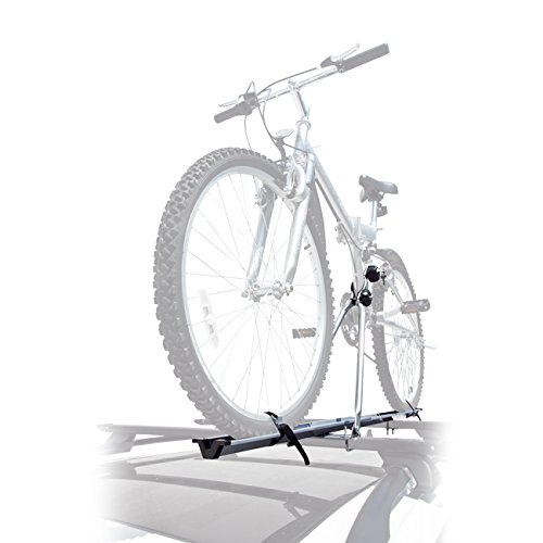 Roof Mount Bike Bicycle Carrier Rack Rooftop Upright (Roof Bike Upright Rack)