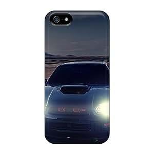 Durable Defender Case For Iphone 5/5s Tpu Cover(subaru Impreza Wrx Sti)