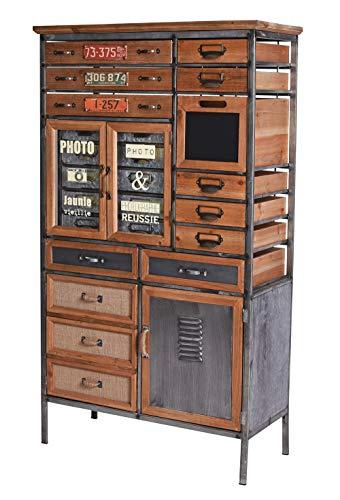 Palazzo New York lof017 - Armario con cajones, diseño ...