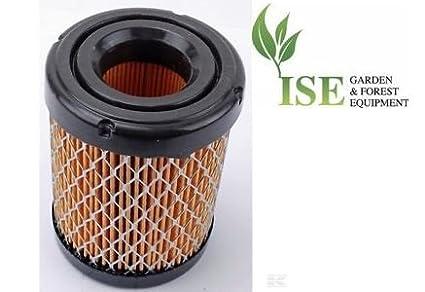 796032 ISE/® ricambio filtro dell aria per Briggs /& Stratton 21/Series motore sostituisce numeri 591583