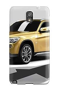 9785041K31444990 High Grade Flexible Tpu Case For Galaxy Note 3 - Bmw X1 Concept 3