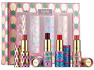 TARTE Quench Squad Hydrating Mini Lip Balm Set - Rainforest of the Sea Collection