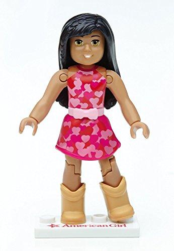 Mega Construx American Girl Series 1 Happy Hearts Mini Figure